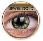 Jewel - Jewel Gold nedioptrické (2 tříměsíční čočky)