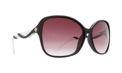SPY sluneční brýle FIONA Black/Clear