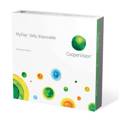 MyDay Daily Disposable (90 čoček)
