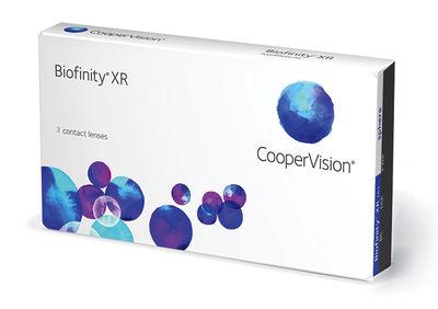 Biofinity XR (3 čočky)