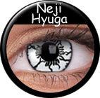 Phantasee Crazy čočky - Neji Hyuga (2 ks roční) - nedioptrické