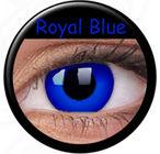ColourVue Crazy čočky - Psylocke (Royal Blue) (2 ks roční) - nedioptrické