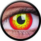 ColourVue Crazy čočky - Darth Maul (2 ks roční) - nedioptrické