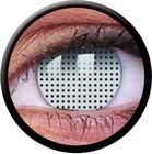 ColourVue Crazy čočky - White Screen (2 ks roční) - nedioptrické