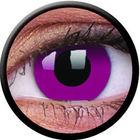ColourVue CRAZY ČOČKY - Purple (2 ks tříměsíční) - nedioptrické