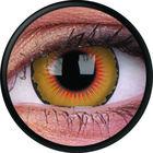 ColourVue Crazy čočky - Solarr (2 ks roční) - nedioptrické