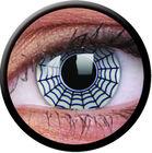 ColourVue Crazy čočky - Spider (2 ks roční) - nedioptrické