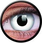 ColourVue Crazy čočky - Whiteout (2 ks roční) - nedioptrické