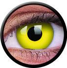 ColourVue CRAZY ČOČKY - Yellow (2 ks tříměsíční) - nedioptrické