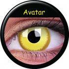 ColourVue CRAZY ČOČKY - Avatar (2 ks tříměsíční) - nedioptrické