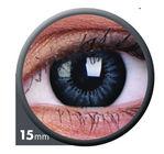 ColourVue Big Eyes - Evening Grey (2 čočky tříměsíční) - dioptrické