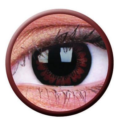 ColourVue Big Eyes - Pretty Hazel (2 čočky tříměsíční ) - nedioptrické
