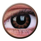 ColourVue Big Eyes - Sexy Brown (2 čočky tříměsíční) - dioptrické