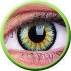 ColourVue Glamour - Green (2 čočky tříměsíční) - dioptrické