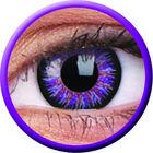 ColourVue Glamour - Violet (2 čočky tříměsíční) - nedioptrické