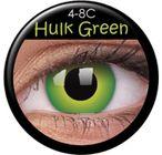 ColourVue CRAZY ČOČKY - Hulk Green (2 ks tříměsíční) - dioptrické - doprodej 10/2018