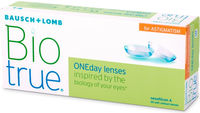 Biotrue ONEday for Astigmatism (30 čoček)