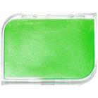 Pouzdro na tvrdé kontaktní čočky sestava - Zelené