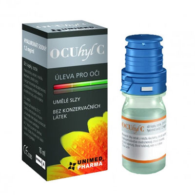 OCUhyl C 10 ml