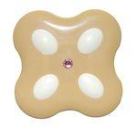 Pouzdro tvarované (Diamant) - Zlaté (Béžové)