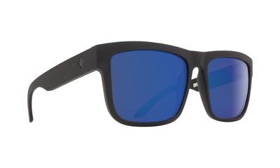 SPY sluneční brýle DISCORD Matte Black Blue - Polarizační