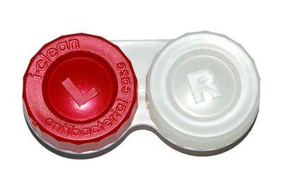 Anti-bakteriální pouzdro - Červené