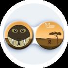 Anti-bakteriální pouzdro klasické - Afrika - Had