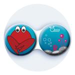 Anti-bakteriální pouzdro klasické - Moře - Krab červený