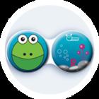 Anti-bakteriální pouzdro klasické - Moře - Žába