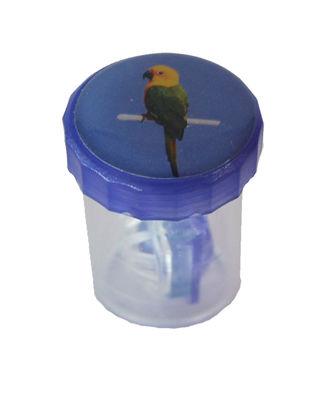 Hluboké pouzdro - Papoušek