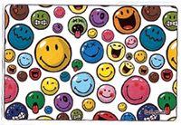 Hadřík na brýle z mikrovlákna Smiley - Smiley velké