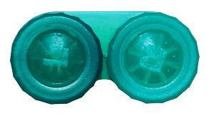 Pouzdro klasické (náhradní) jednobarevné Tmavě zelené