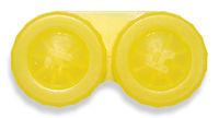 Pouzdro klasické (náhradní) jednobarevné Žluté