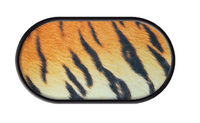 Pouzdro se zrcátkem motiv Kůže - Tygr