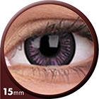 Phantasee Big Eyes - Passionate Purple (2 čočky tříměsíční) - nedioptrické - doprodej