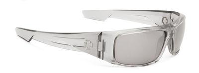 SPY sluneční brýle LOGAN Clear Smoke