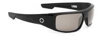 SPY sluneční brýle LOGAN Black Black mirror polarizační