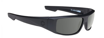 SPY sluneční brýle LOGAN Soft Matte Black