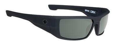 SPY sluneční brýle Dirk Soft Matte Black - happy