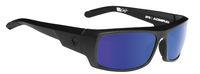 SPY sluneční brýle ADMIRAL Matte Black - Blue polarizační