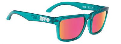 SPY sluneční brýle HELM Trans Teal - happy