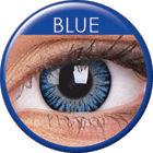 ColourVue 3 Tones - Blue (2 čočky tříměsíční) - nedioptrické