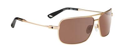 SPY sluneční brýle Leo Brass - Happy bronze