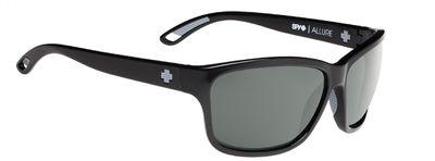 SPY sluneční brýle ALLURE Black Grey Green - polarizační