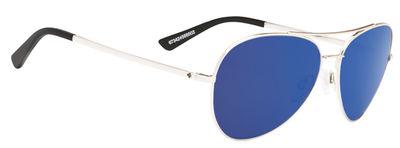 SPY Sluneční brýle WHISTLER Silver/Blue - happy