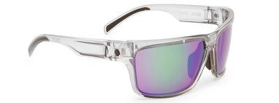 SPY cyklistické brýle CUTTER Clear Smoke