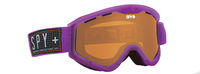 SPY Lyžařské brýle T3 - Translucent / Persimmon