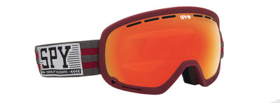 SPY Lyžařské brýle MARSHALL - Chairlift / Red