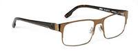 SPY dioptrické brýle Damon Mahogany