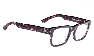 SPY dioptrické brýle AIDEN Plum Camo Tort